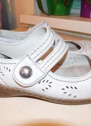 Немецкие  туфли naturella