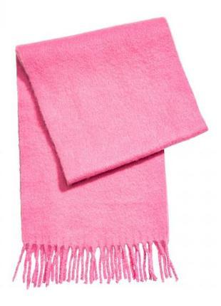 Оригинальный большой шарф от бренда h&m разм. one size2 фото