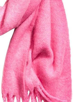 Оригинальный большой шарф от бренда h&m разм. one size3 фото