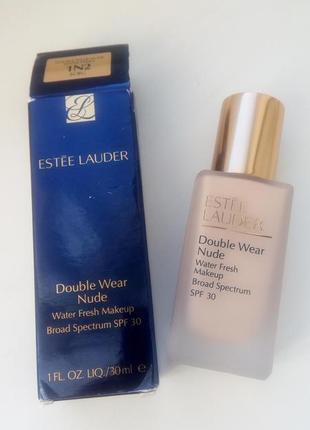 Estee lauder double wear nude waterfresh spf 30