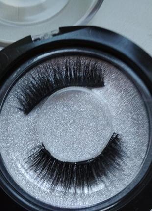 Магнитные ресницы magnetic lashes на трёх магнитах