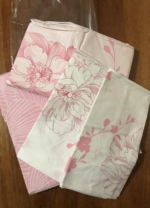 Новый двуспальный комплект постельного белья viluta5 фото