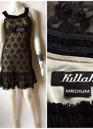 Killah italy стильное платье