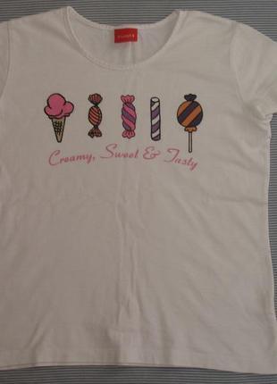 Распродажа!!!  2 детских футболки за 50 грн !!! футболка для девочки рост 128