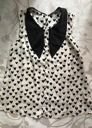 Милая блузка для школы