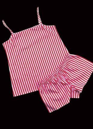 Пижама летняя майка и шорты