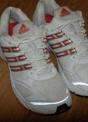 Кроссовки 42-42,5 р adidas nova running отличное состояние