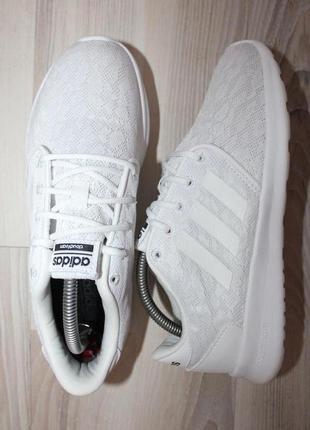 Оригинальные кроссовки adidas cloudffoam qt racer