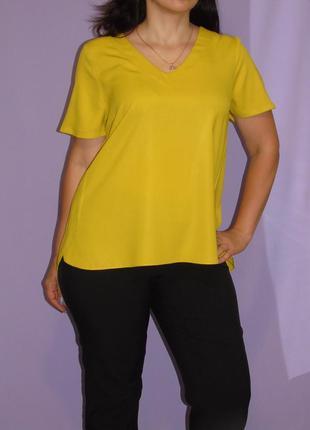 Базовая блузочка 18 размера