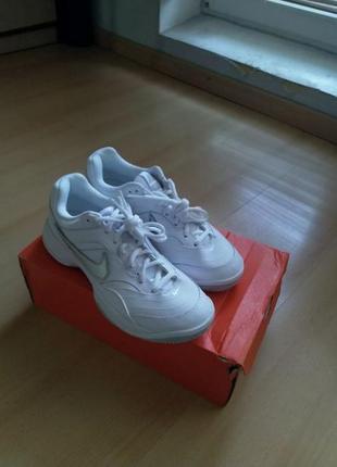 Nike court женские кроссовки