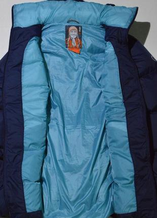 Женская куртка, мембранный пуховик sherpa sisout womens down jacket6 фото
