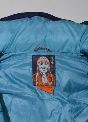 Женская куртка, мембранный пуховик sherpa sisout womens down jacket3 фото
