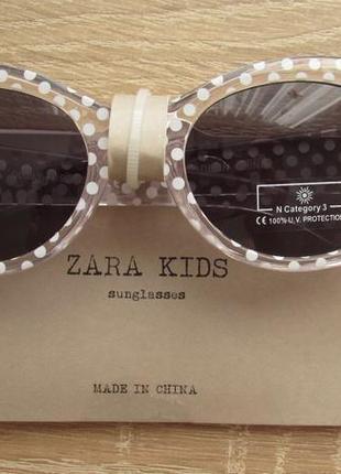 Нові сонцезахисні окуляри zara р. м