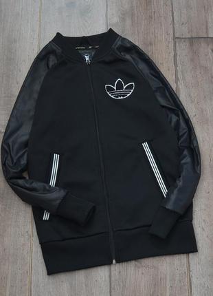 Куртка бомбер adidas