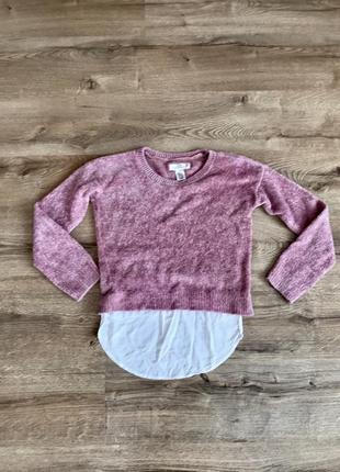 Плюшевий светрик, свитер, кофта