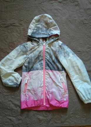 Ветровка reima в идеале лето дождевик куртка