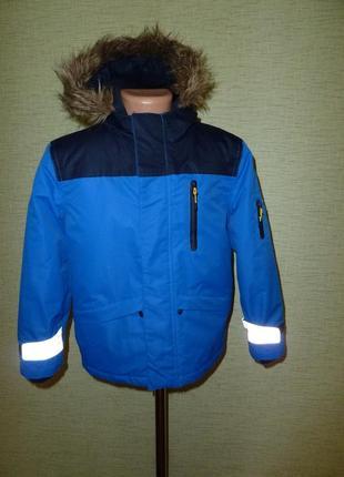 Rebel лыжная куртка на 6-7 лет