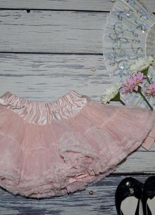 1 - 3 года юбка пачка для девочки модницы очень пышная красивая нарядная