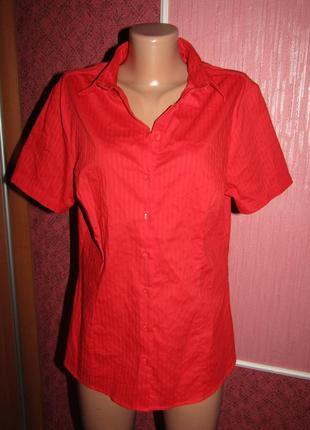 Рубашка р-р 14 сост новой charles voegele