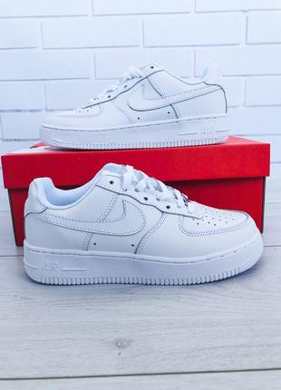 2c006925 Стильные кроссовки 😍 nike air force classic leather white 😍 Nike ...
