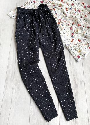 Котонові брюки ,штани zara