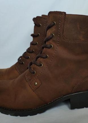 Ботинки clarks orinoco spice. размер 41