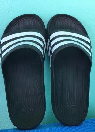 Шльопанці adidas6 фото