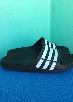 Шльопанці adidas2 фото