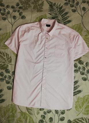 Фирменная шикарная рубашка paul smith 100% коттон