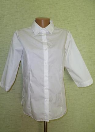 Next белая рубашка , белая блузка некст на 16 лет