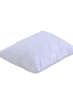 Гипоалергенная подушка белая 50х70