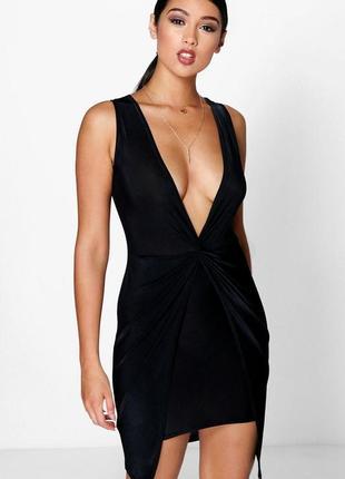 Маленькое черное платье р.12 акция 1+1=3