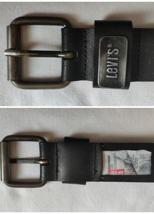 Ремень levis. size 30/754 фото