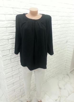 Гарна блуза вільного фасону