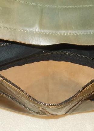Мужская сумка (барсетка) *marcell* натуральная кожа10 фото