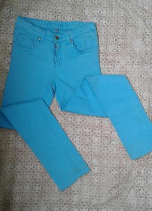 Нереальные  джинсы скини, узкачи маленького размера, можно на девочку-подростка