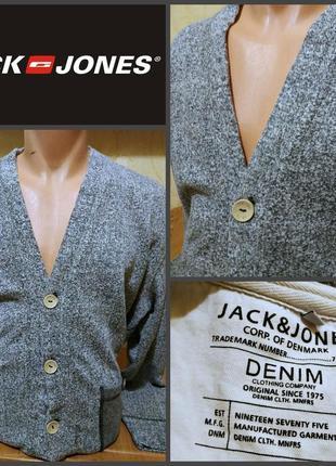 Джемпер от jack & jones, оригинал р. xl