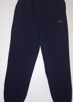 Утепленные штаны puma cn sweat pants closed hem р.l оригинал
