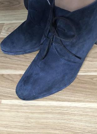Брендовые ботинки/ботильоны hedgren vera pelle6 фото