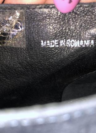 Брендовые ботинки/ботильоны hedgren vera pelle8 фото