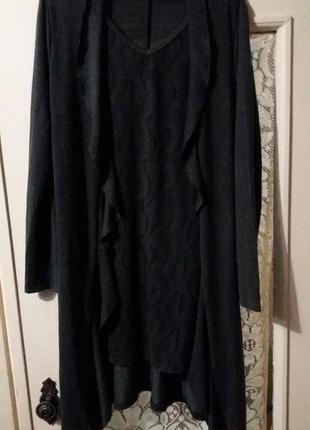 Брендове плаття-накидка snialin