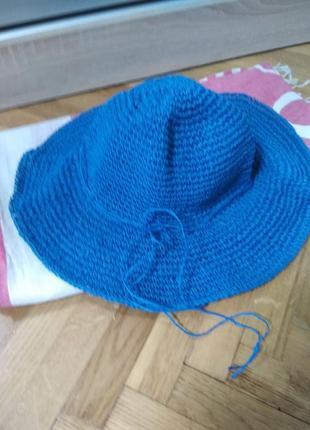 Отличная пляжная шляпа