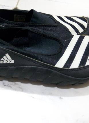 Классные макасины-чешки adidas оригинал
