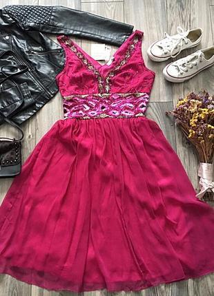 Красивенное платье amara