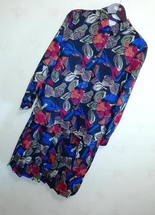 Шикарный винтажный костюм из чистой шерсти плиссированная юбка р.м акция 1+1=3