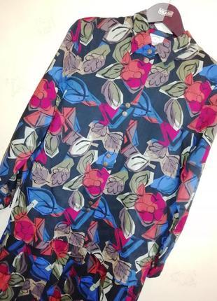 Шикарный винтажный костюм из чистой шерсти плиссированная юбка р.м2 фото