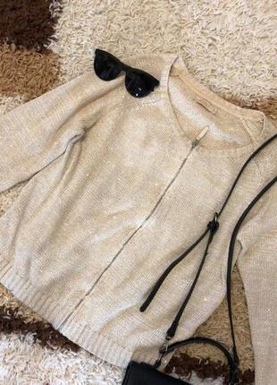 Нежная кофта свитер от colin's