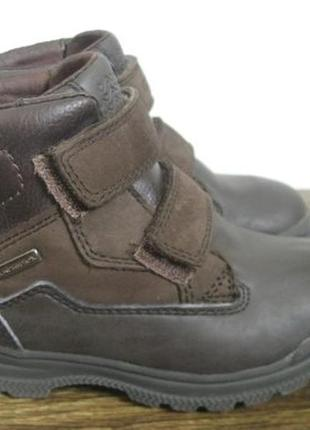 Демисезонные ботинки geox amphibiox р.27