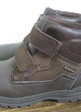 Демисезонные ботинки geox amphibiox р.272 фото
