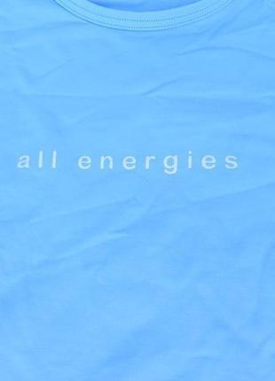 Футболка спортивная для тренировок all energires5 фото